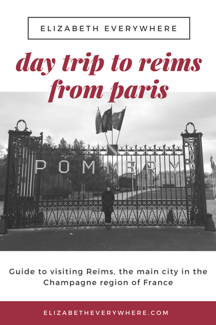 Day Trip to Reims: The Heart ofChampagne