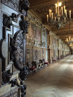 Gallery of the Grand Apartments