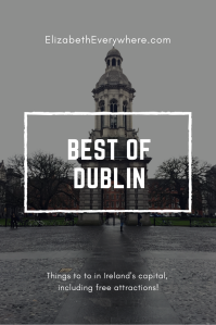 Best of Dublin - Free things to do
