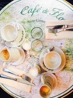 Cafe des Flores