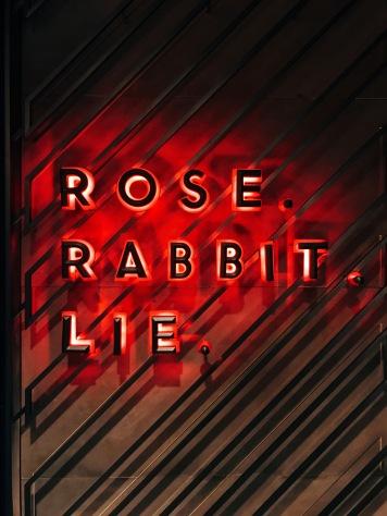 Entrance at Rose Rabbit Lie