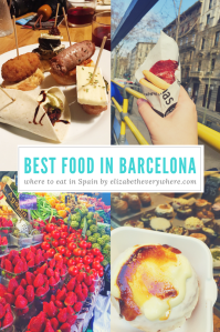 BEst food in barcelona