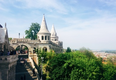 Fisherman's Bastion!
